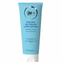 Be+ Espuma en Crema Limpiadora