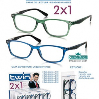 Pack gafas de lectura 2x1 Coronation