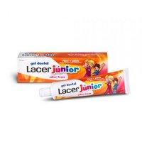 Gel dentífrico Lacer Junio sabor fresa 75ml