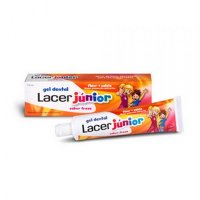 Gel dentífrico Lacer Junior fresa 50 ml
