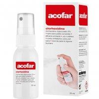 Clorhexidina digluconato 2% antiséptico heridas Acofar