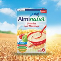 Alminatur cereales con manzana a partir de 6 meses 250g