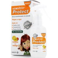 Neositrín protect spray acondicionador antipiojos 100ml