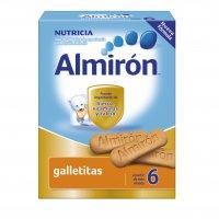 Almirón galletitas con glúten a partir de 6 meses