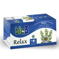 Bie3 relajante, sueño y descanso infusión 25 bolsas