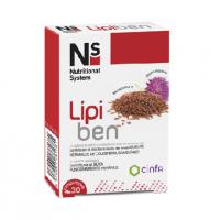 NS Lipiben 30 comprimidos