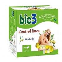 Bie3 control línea infusión Slim body 100 bolsitas