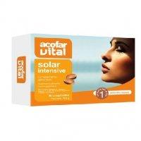 Autobronceador solar intensivo 60 comprimidos Acofar