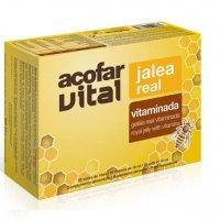 Jalea real vitaminada 20 viales Acofar