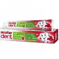 Pasta de dientes sabor fresa infantil en gel 50ml Acofar