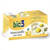 Bie3 manzanilla con anís infusión 25 sobres