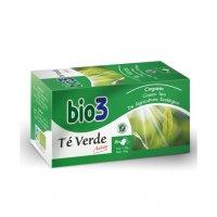 Bie3 Té verde ecológico infusión 25 bolsas