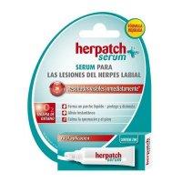 Herpatch serum para lesiones del herpes labial + GRATIS cacao preventivo