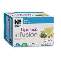 NS Lipoless infusión 20 Sobres (quemagrasas y drenante)
