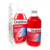 Colutorio Oraldine antiséptico 400 ml