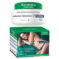Somatoline anticelulítico tratamiento reductor intensivo 7 noches 450ml