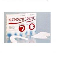 Algadent almohadillas adhesivas dentadura inferior 18 ud.