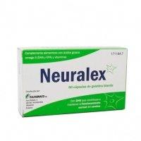 Neuralex 60 cápsulas de gelatina blanda