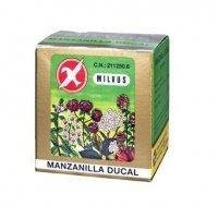 Milvus Manzanilla Ducal 1.2 g infusiones 10 filtros