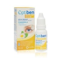 Optiben colirio irritación ocular 15 ml