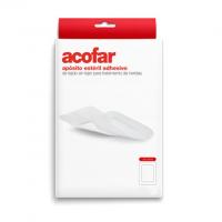 Apósito estéril adhesivo Acofar  10 cm x 6 cm 10 unidades