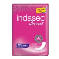Indasec Extra discreet 20 unidades