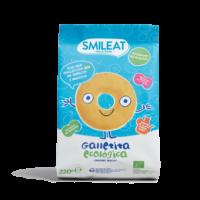 Smileat galletas ecológicas de Espelta y Fruta