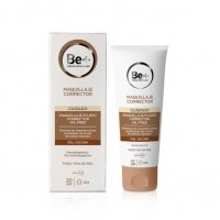 Be+ Maquillaje fluido Corrector oil-free SPF 20 piel oscura