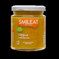 Smileat potito ecológico de calabaza y calabacín +4 meses 230 g