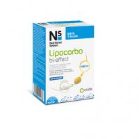 Ns Lipocarbo bi-effect 60 comprimidos