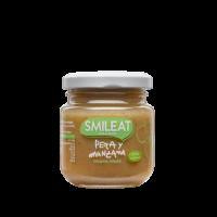 Smileat potito de pera y manzanan +4 meses 130 g
