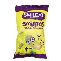 Smileat gusanitos Smilitos snack ecológico