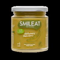 Smileat potito ecológico verduras variadas +4 meses 230 g