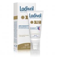 Ladival emulsión Antimanchas con Delentigo Proteccion Solar SPF50+ sin color