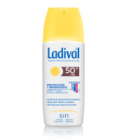 Ladival Spray Protección Solar y Bronceado SPF50+ 150 ml
