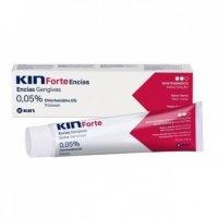 Kin Forte Encías pasta dentífrica 0.05% clorhexidina DG Mantenimiento 125 ml