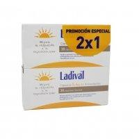 Ladival cápsulas solares antioxidantes 30 cápsulas
