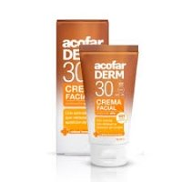 Acofarderm crema facial SPF 30 50 ml