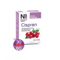 Ns Cispren arándano rojo 60 comprimidos