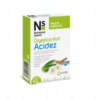 Ns Digestconfort Acidez 30 compr. para chupar