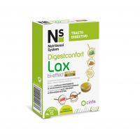 Ns Digestconfort Lax bi-effect regularidad intestinal 15 compr. bicapa