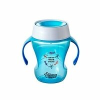 Tommee Tippee taza 360º trainer cup explora +6m 230 ml