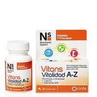 Ns Vitans A-Z 100 comprimidos