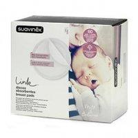 Suavinex protegesenos (discos de lactancia absorbentes) 60 unidades