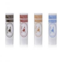 Picu fotoprotector labial SPF 15 sabores neutro, cereza, coco y vainilla
