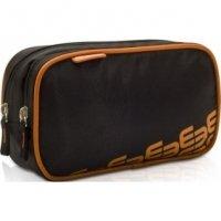 Bolsa isotérmica Elite Bags para transporte de medicamentos termolábiles color negro