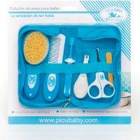 Picu Baby Set de Aseo para bebé contiene 6 productos de aseo