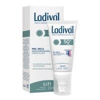 Ladival crema fluida para pieles secas protector solar SPF 50+ 50 ml (sin color)