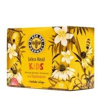 Black Bee Jalea real KIDS con equinacea 20 ampollas sabor fresa