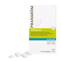 Pranarom Allarforce 21 pastillas equilibrio inmunitario, respiratorio y síntomas alergia